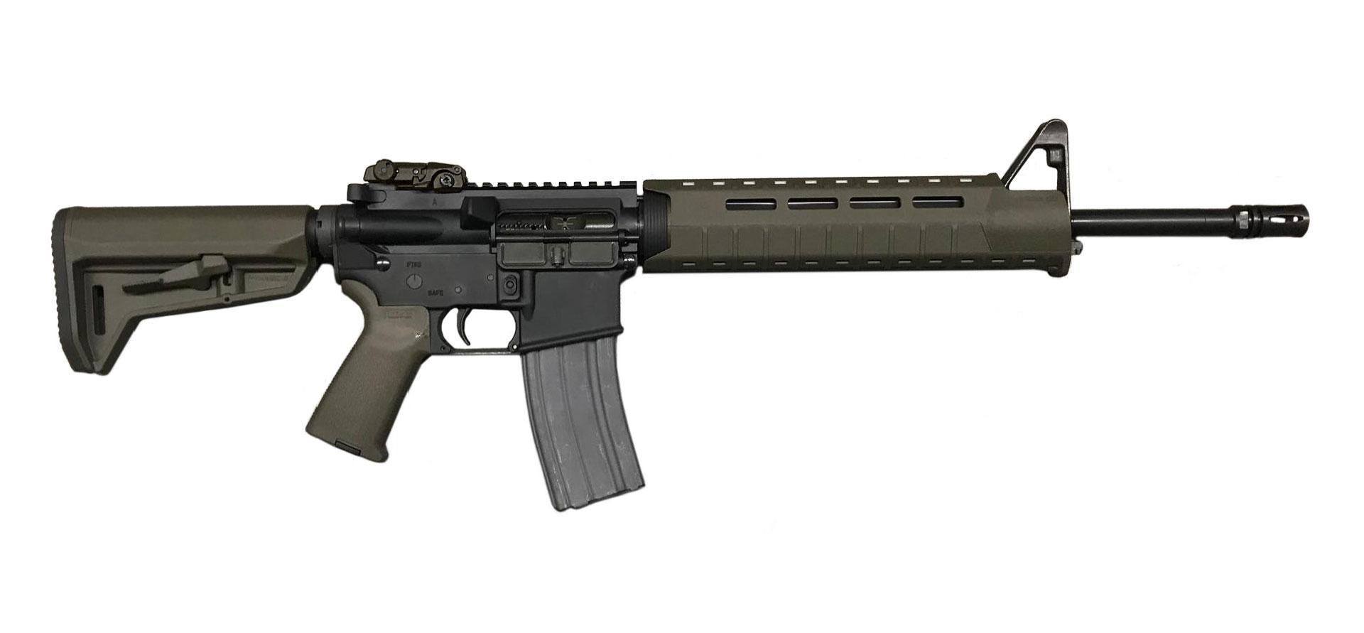 EWS Patrol Rifle