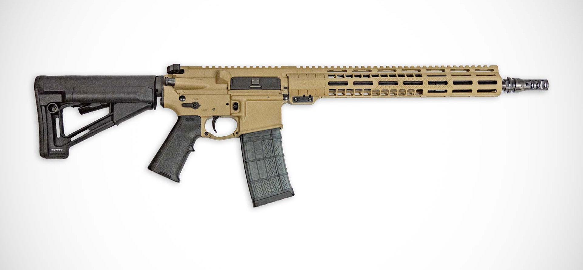 E-15 Enhanced Rifle