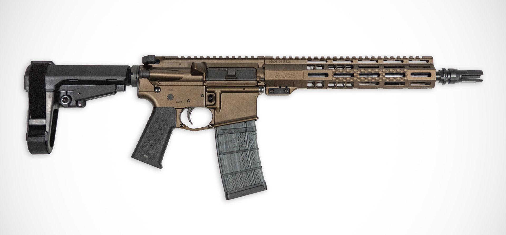 E-15 Standard Pistol