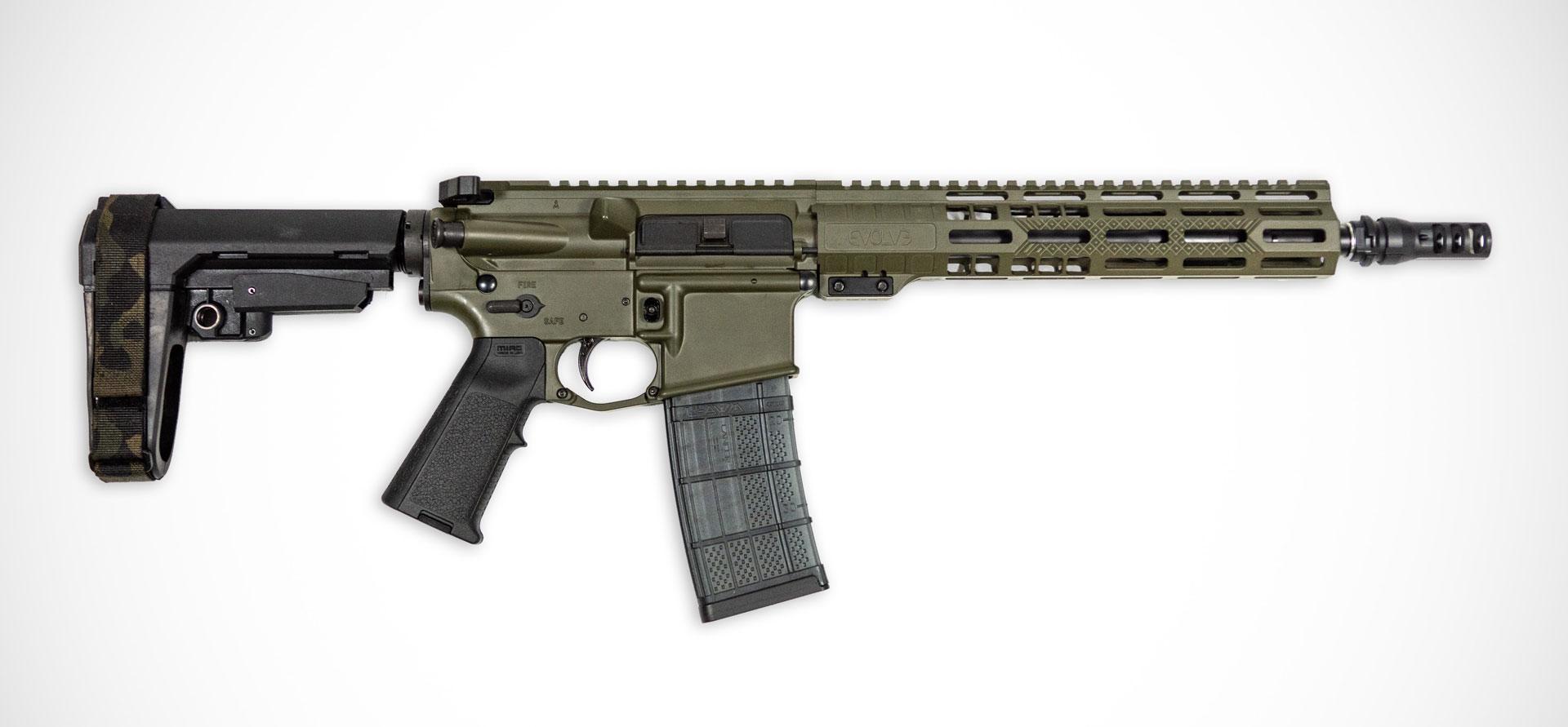 E-15 Enhanced Pistol