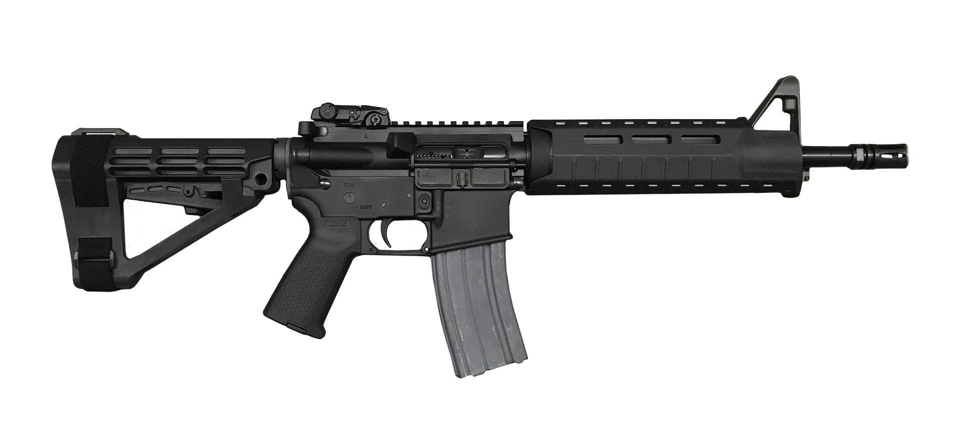 EWS Patrol Pistol